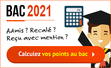Calculez vos points au bac