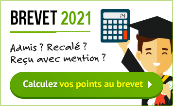 Calculer vos points au brevet