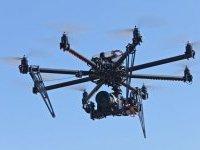 Des lycéens futurs pilotes de drones