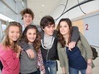 Orientation : l'université de Cergy Pontoise reçoit des lycéens pendant 3 jours