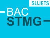 Bac 2014 : sujets de maths série STMG