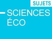 Bac 2014 - série ES : sujets Sciences Économiques et Sociales