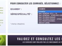 France-examen lance son application sur Facebook