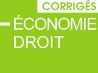 Bac 2014 : les corrigés pour l'épreuve éco-droit STMG