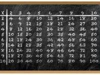 Trop peu de bons élèves en maths