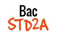 Dates du bac STD2A 2016
