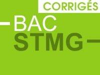 Bac 2014 : les corrigés de maths STMG