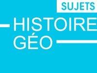 Bac 2014 : Les sujets d'histoire-géo pour les L et ES